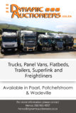 Catalogue for Trucks and trailers